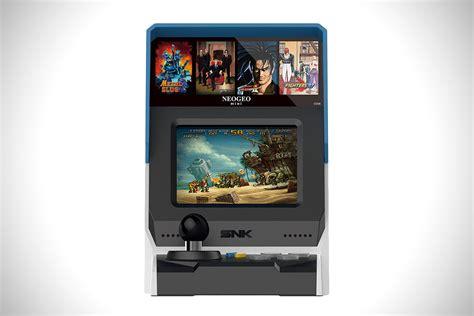 neo geo mini retro arcade hiconsumption