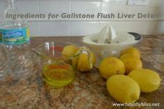 Apple Juice Detox Epsom Salt by Gallbladder Cleanse On Gallstone Gallbladder