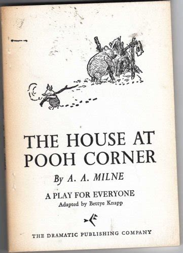 The House At Pooh Corner By A A Milne 1 mini store gradesaver