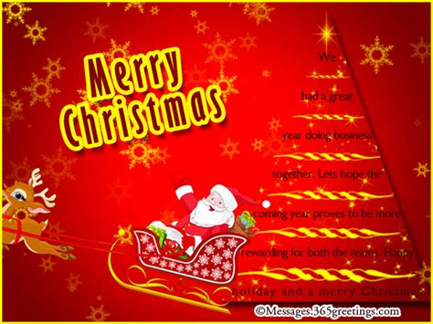 christmas messages for clients 365greetings com