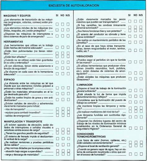 resultados de la opinin sobre su pediatra ntp 182 encuesta autoevalacion condiciones trabajo