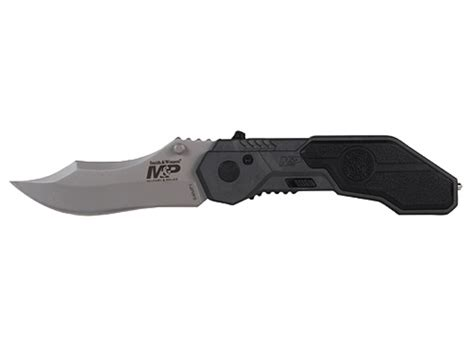 smith and wesson m p knife smith wesson m p folding pocket knife 2 875 drop point