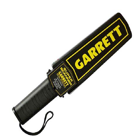 Garret Scaner metal detector garret scanner garrett metal