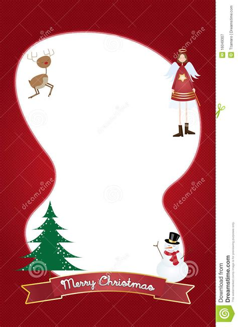 Layout Design For Christmas | christmas layout stock illustration image of gifts