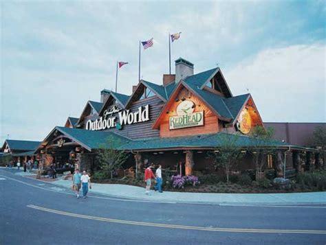 outdoor world opry mills nashville tn sporting goods outdoor stores bass pro shops