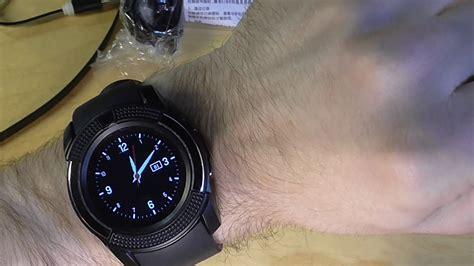 Jam Tangan V8 sceltech v8 smart