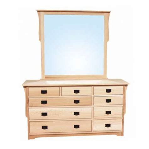 mission  drawer dresser lloyds mennonite furniture