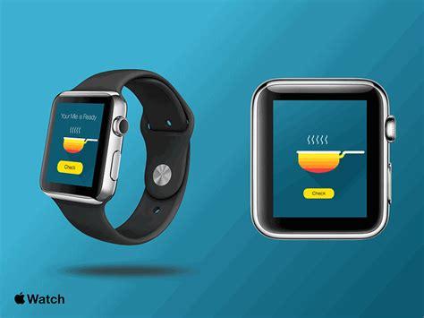 design apple watch app apple watch mimie app by anggit yuniar pradito dribbble