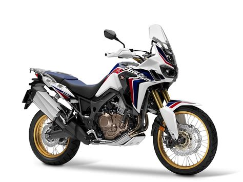 honda crfl africa twin   review mcn