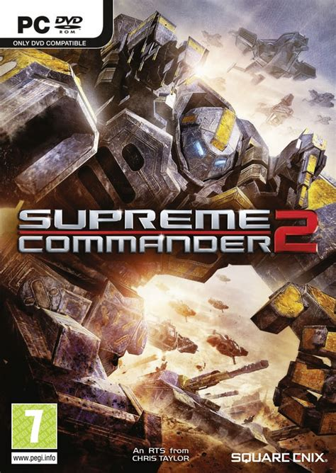 buy supreme commander 2 buy supreme commander 2 steam
