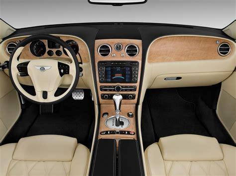 image  bentley continental gt  door convertible dashboard size    type gif