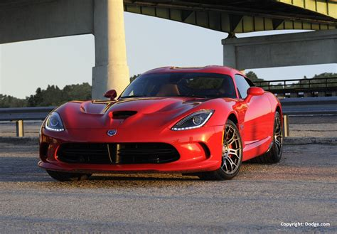 SRT Performance: Dodge Viper SRT   Aventura Chrysler Jeep