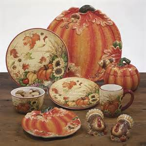 thanksgiving tableware sets win prizes pumpkins and thanksgiving on pinterest