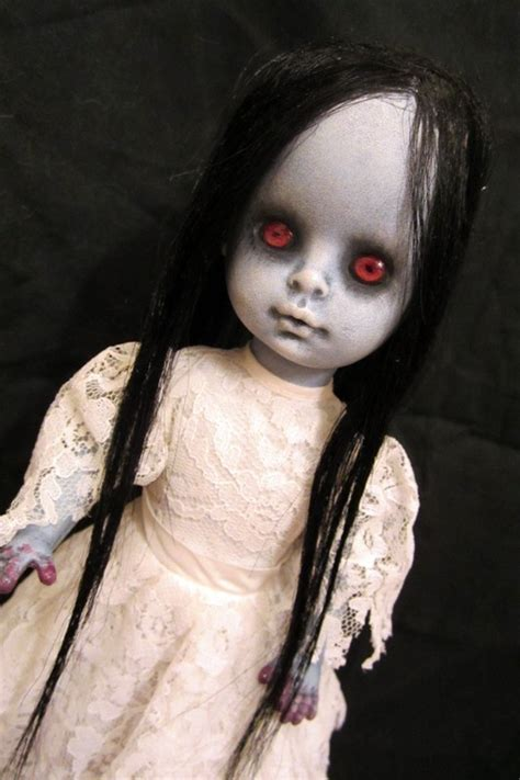 the haunted doll maker 7 best creepy dolls images on scary dolls