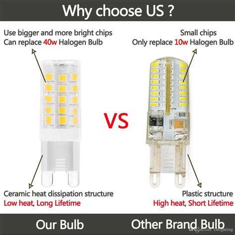40 watt 120 volt type g9 halogen ls g9 led light bulbs 5 watt equivalent to 40 watt halogen
