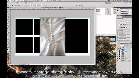 Photoshop Tutorial How To Create An Album Design Or Template Youtube How To Create A Template In Photoshop