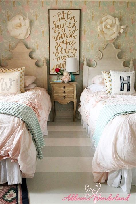 pinterest girls bedroom creating a vintage chic little girls wonderland bedroom