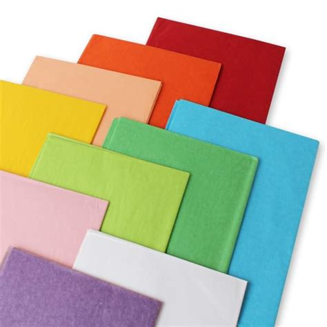 Craft Tissue Paper Wholesale - remnant tissue paper pack bright ideas crafts