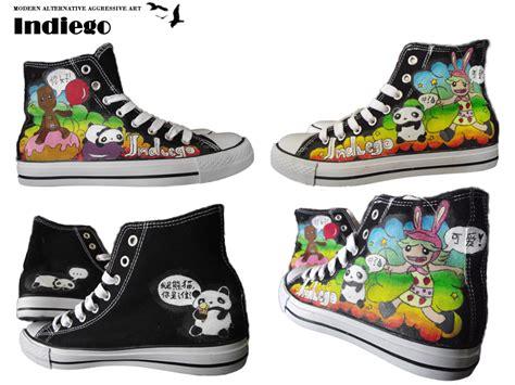 panda shoes panda shoes by indiegos production on deviantart