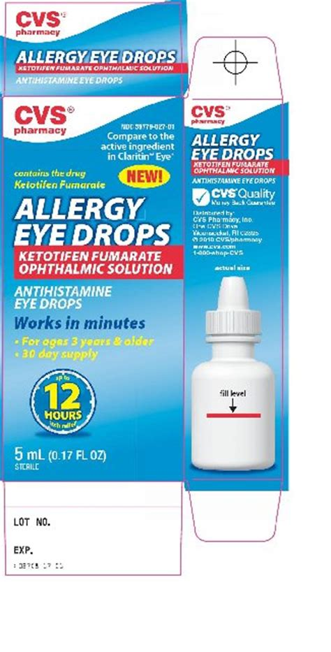 eye drops the counter allergy eye ketotifen fumarate solution drops the counter otc drugs