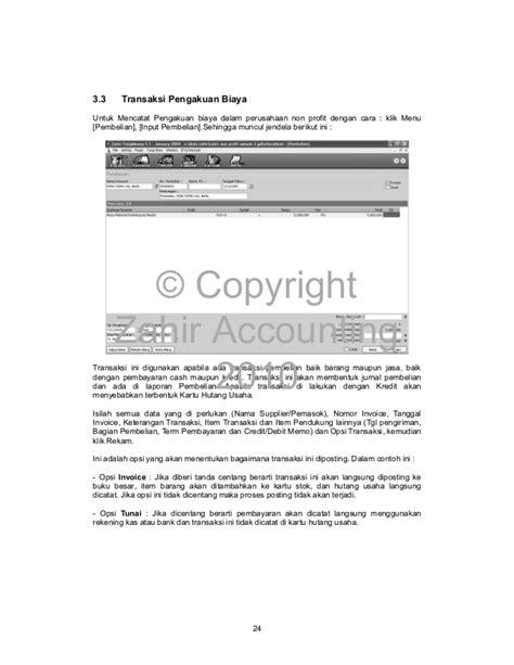 Mba Nonprofit Management Uk by Contoh Jurnal Umum Hutang Contoh Oliv