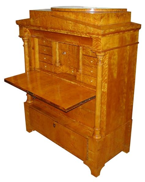 antique secretary desk for sale rare biedermeier style antique secretary desk for sale