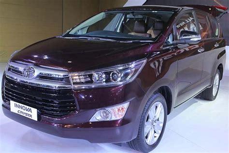Sparepart Innova Toyota Innova Service Interval Maintenance Costs Spare Parts In India