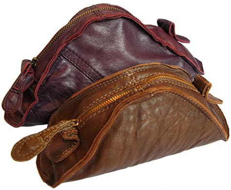 Handmade Leather Bags Nyc - watson recycled leather handbags sustainable style