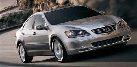 acura rl 2008 for sale the top 10 acura models of the 2000s