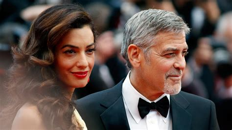 Clooney Linked To Everyone In by George And Amal Clooney Expecting In June Matt