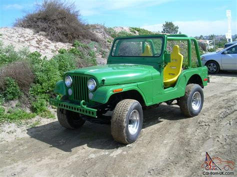 Jeep Wrangler For Sale Southern California 1976 Jeep Cj5 Southern California