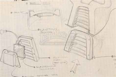 master pattern in casting battlestar galactica 1978 cylon centurion helmet