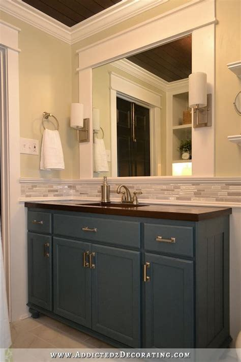 bathroom vanity backsplash ideas hallway bathroom remodel before after vanities