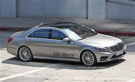 future mercedes s class car and driver