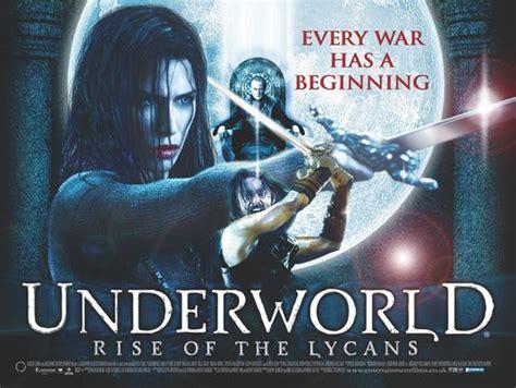 film online underworld trezirea la viata underworld rise of the lycans movie poster 4 of 6