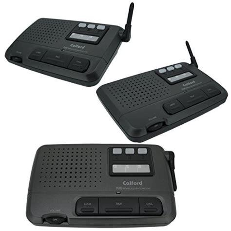 Wireless Home Intercom System by Home Intercom Digital Fm Wireless 3 Channel System 3