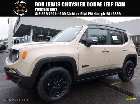 mojave jeep renegade 2017 mojave sand jeep renegade deserthawk 4x4 119090663