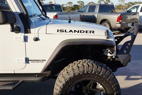 jeep islander decal jeep wrangler islander decals the pixel hut