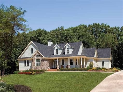 large bungalow house plans large country cottage house plans home design and style