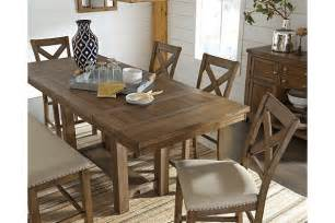 Height Of Dining Room Table by Moriville Counter Height Dining Room Table Ashley