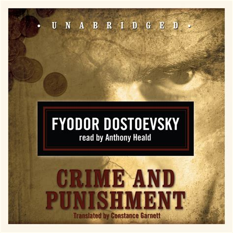 crimes and books crime and audiobook by fyodor