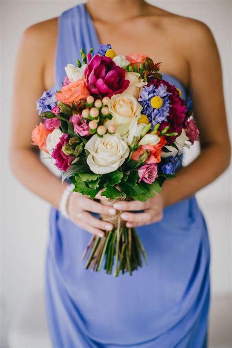 summer wedding colors that inspire modwedding