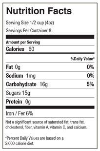 The Mirena Detox Pdf by Tazo Chai Tea Latte Concentrate Nutrition Facts Dandk