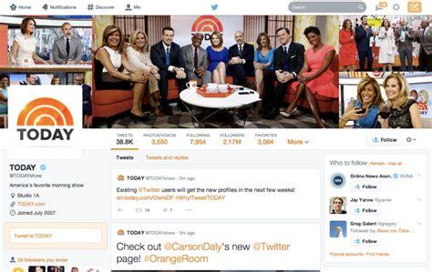que es layout de twitter twitter lan 231 a novo layout para as p 225 ginas de perfil twitter