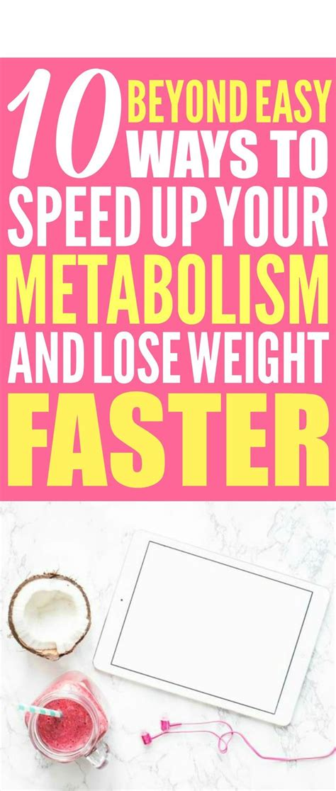 10 Tips To Your Metabolism by 25 Best Speed Up Metabolism Ideas On Morning