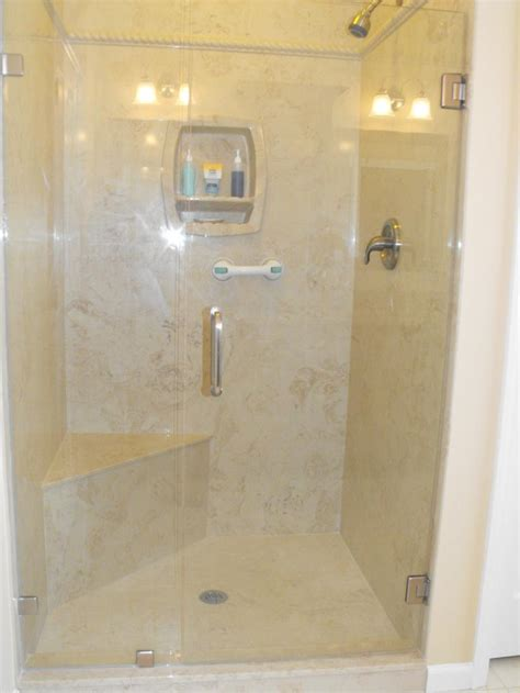 Shower Ideas For Small Bathroom by Bathroom Shower Stall Designs Types Bathroom Shower
