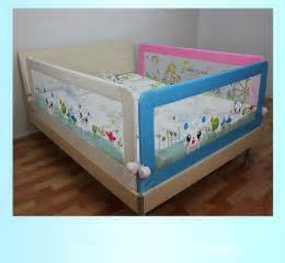 Toddler Bed Guard Rail 180 68cm Baby Safety Toddler Bed Guard Rail Jpg