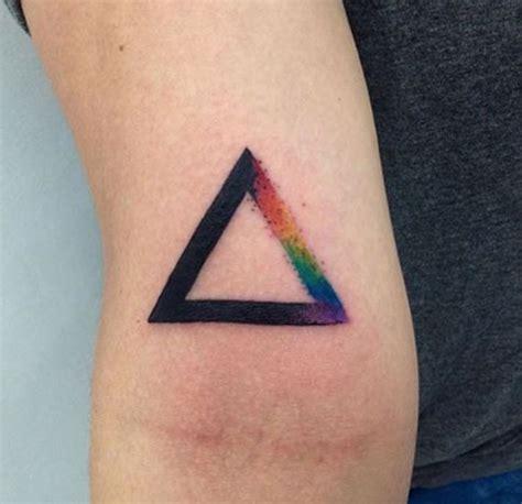 52 supercool triangular glyph tattoos tattooblend