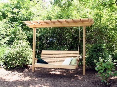 fun  creative outdoor swing ideas page