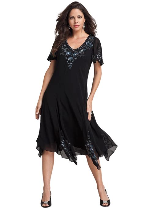 Handmade Plus Size Clothing - romans plus size dresses cocktail dresses
